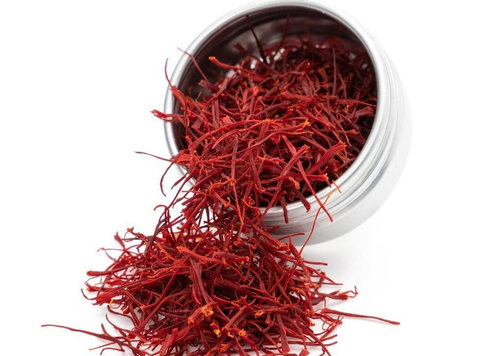 Only Crocus Sativus provides Saffron - Overig