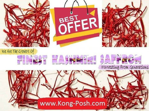 Saffron Benefits For Arthritis & Fever - Buy & Sell: Other
