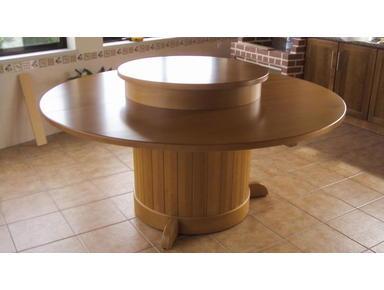Arus entiers pièces courbes en bois massif utilisé dans la t - Overig
