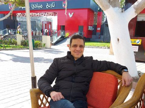 Cours d'arabe Classique ou égyptien Par Webcam. - Aulas de idiomas
