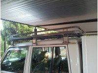 Land Cruiser D/c Roof Rack For Sale - Clothing/Accessories