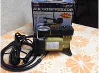12 Volt tyre compressor - Buy & Sell: Other
