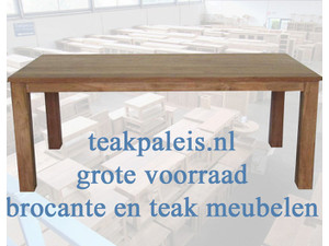 vintage und Shabby Möbel, 10 Km über die Grenze bei Venlo. - Meubels/Witgoed