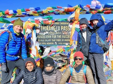Annapurna Semi Circuit Trekking - Services: Other
