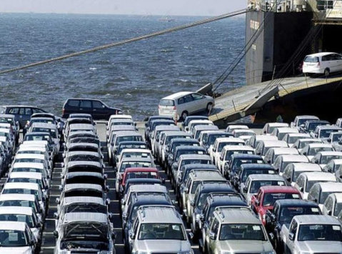 Shipping cars to Africa from the Netherlands - Outros
