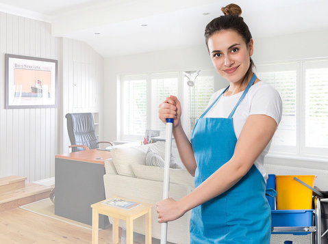 Cleaning Services Bussum - その他