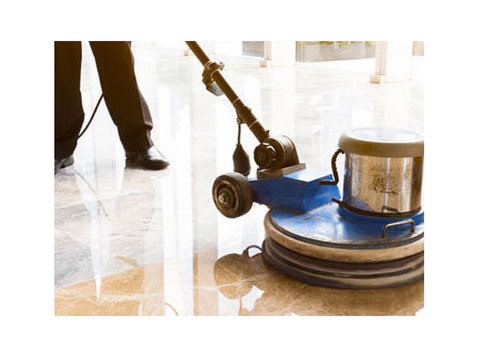 Cleaning Services Amsterdam - Reinigung