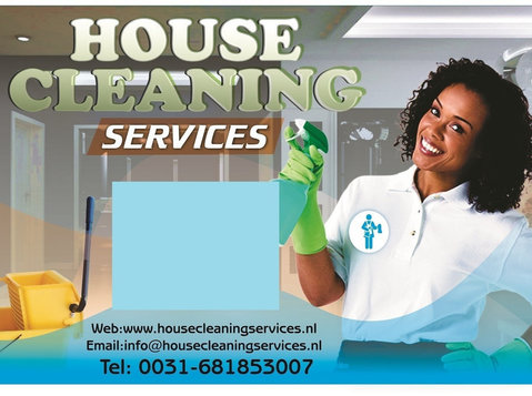 House Cleaning Serices. - Reinigung