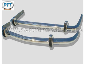 BMW1500-2000nk Stainless Steel Bumper (1962-1972) - Άλλο