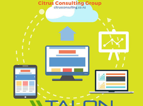 Talon Cloud Data Storage Services - Citrus Consulting - Informática/Internet