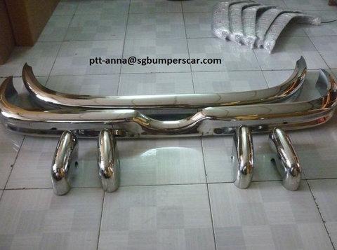 Jaguar Mk2 Stainless Steel Bumper - Cars/Motorbikes
