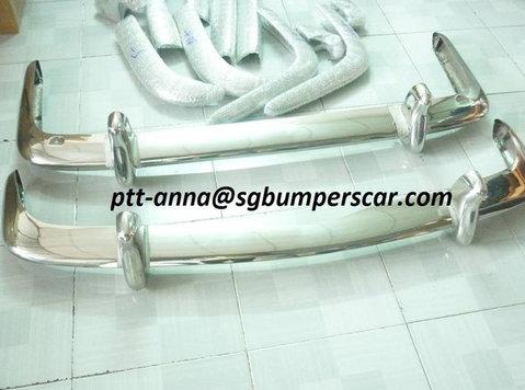 Volkswagen Karmann Ghia Type 34 Stainless Steel Bumper -   Bilar/Motorcyklar