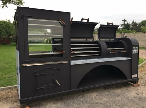 smoker bbq Grill - Outros