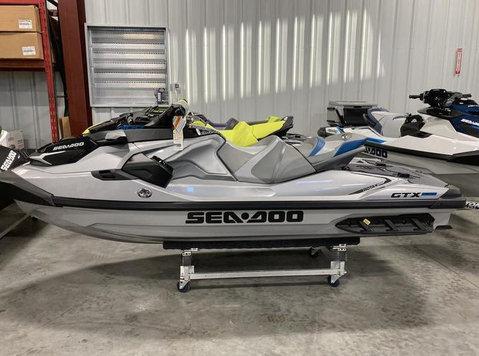 Seadoo Gtx 300 Limited With Sound System - Товары для спорта/лодки/велосипеды
