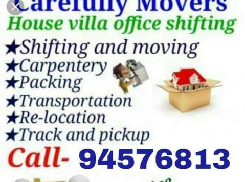 House shifting packing furniture fixing - Transport