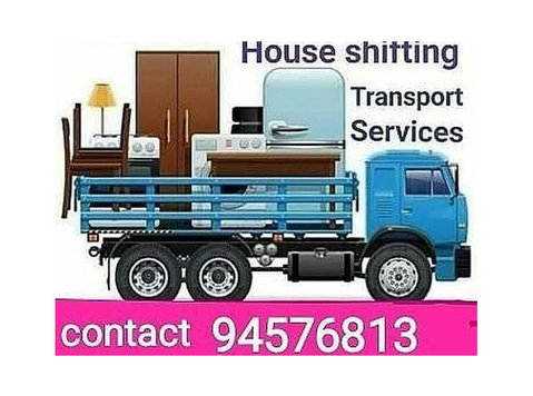 Muscat Movers House moving - הובלה