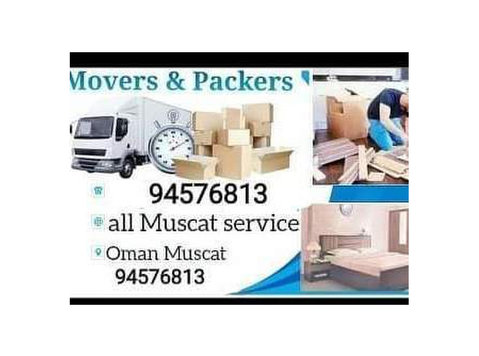 Professional packers and movers - Transport