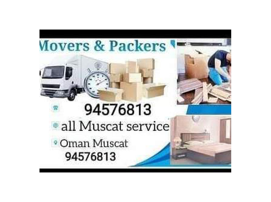 Professional packers and movers - Moving/Transportation
