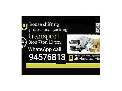 Professional packers and movers - Mudanzas/Transporte