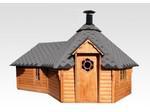 Grillanlagen, Grillkota, Grillpavillon, Grillanlage, Grill (8) - Building/Decorating