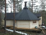 Grillanlagen, Grillkota, Grillpavillon, Grillanlage, Grill (9) - Building/Decorating