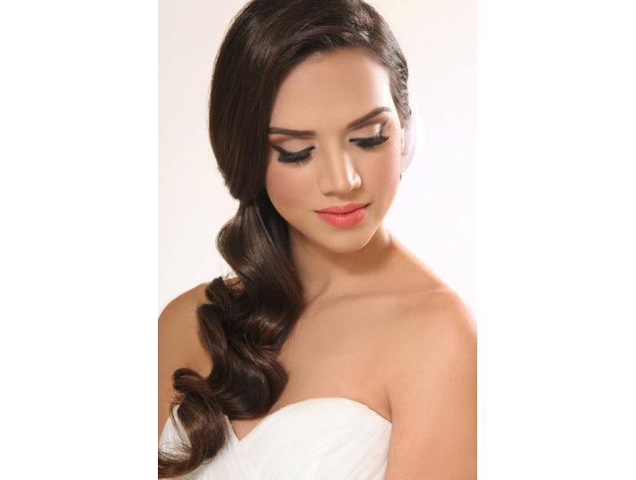 Maquillaje para novias en Lima a domicilio 981084808 - Belleza/Moda