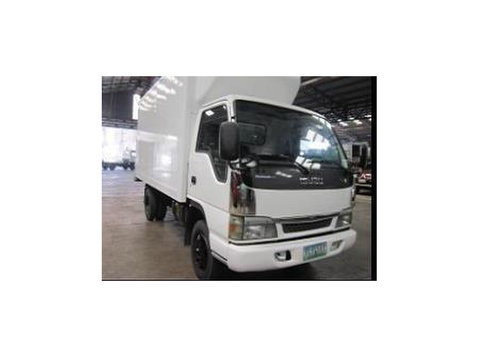sobida isuzu npr 4x2 6wheel refrigerated chiller truck 14ft - 汽车/摩托车