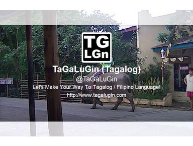 Tagalugin - Tagalog Lessons for Makati Residents - Cours de Langues