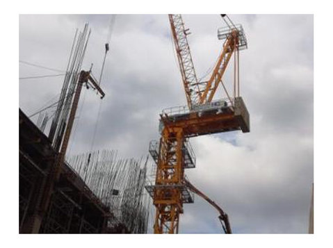 Hqc Tower Crane - Muu