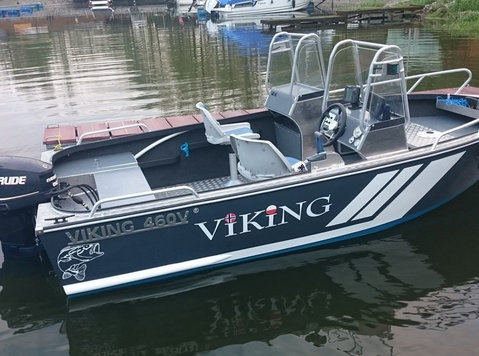 Viking 460 V - Sporting/Boats/Bikes