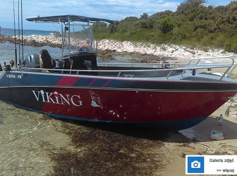 Viking 550 - Sporting/Boats/Bikes
