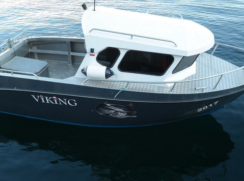 Viking 650 Ht - Sporting/Boats/Bikes