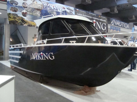 Viking 700 - Sporting/Boats/Bikes