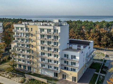 Apartament Mielno-holiday*401, nad samym morzem. - その他