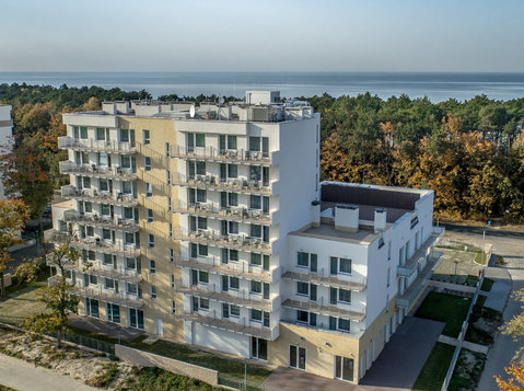Apartament Mielno-holiday*401, nad samym morzem. - Otros