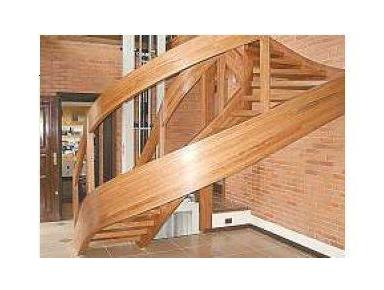 Peças curvas inteiras em madeira maciça / www.arus.pt - Overig
