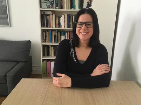 Psicóloga española en Londres online - Otros