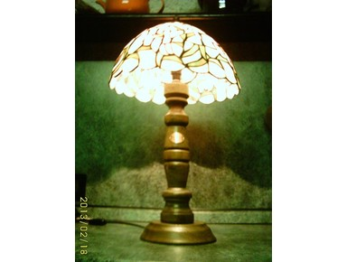Lampada Di Tiffany collection ennio gardini design italy - Collezionismo/Antiquariato