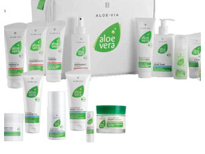 Aloe vera products - skønhed/mode