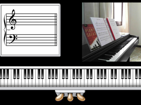 British qualified piano teacher - Music/Theatre/Dance
