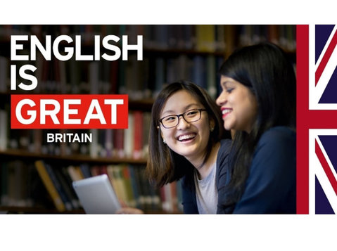 British and American native MA CELTA English teachers. - Часови језика