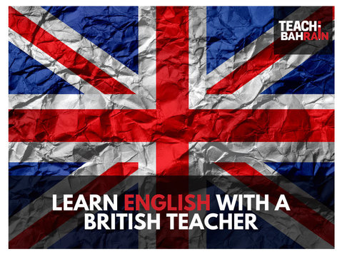 Learn English with a British Teacher (IELTS / TOEFL) - Езикови курсове