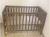 Brand new Ikea baby crib - Baby/Kids stuff