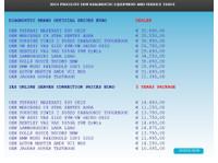 50% Sale Oem Automotive official diagnostic equipment Europe - Cars/Motorbikes