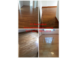 Call 9373 6661 Parquet Polishing, Marble polishing - Cleaning