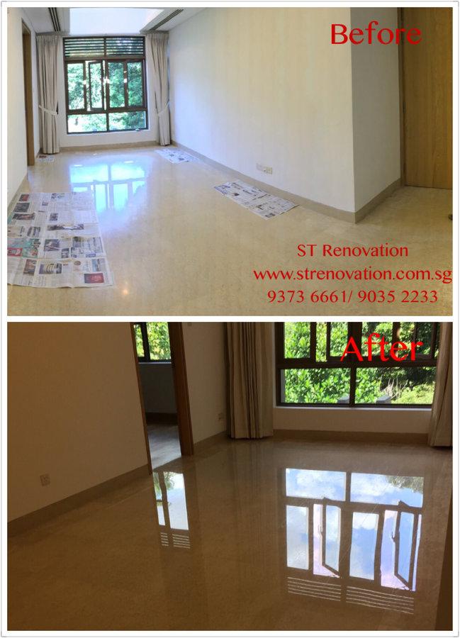 Call 9373 6661 Parquet Polishing Marble Polishing