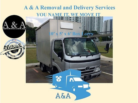 Man w/ Lorry For Your Removal Services. - Mudanzas/Transporte