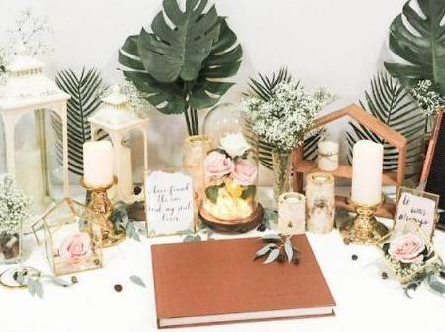 Wedding Reception Table Decorations - Services: Other
