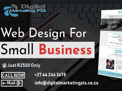 Website design and website development pretoria - Computer/Internet