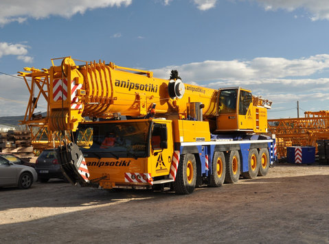 Mobile crane training college in north west, klerksdorp - Άλλο